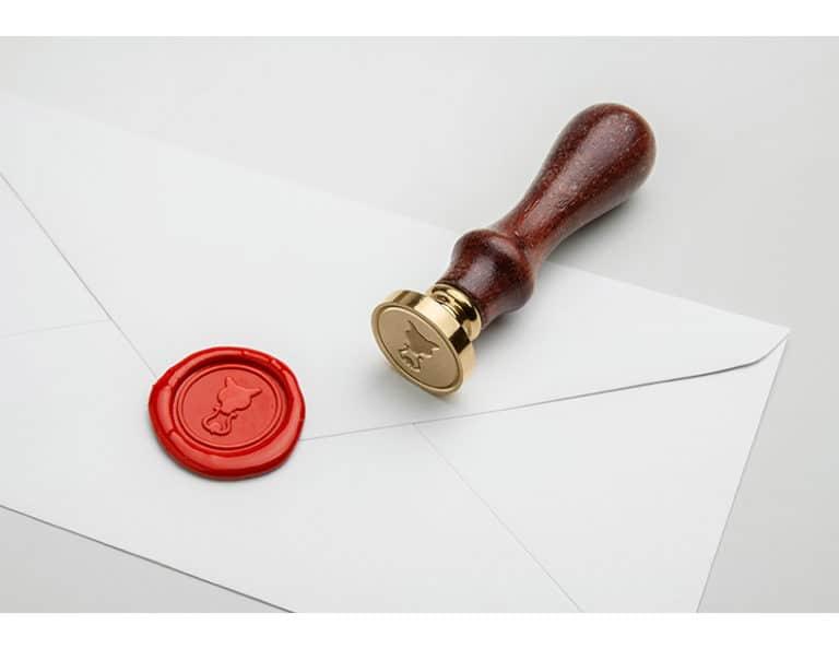 Fox Tavern Stamp
