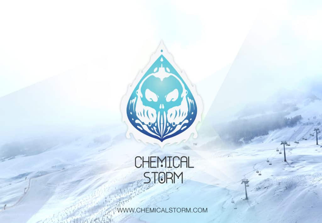 Chemical Storm Lookbook Cover