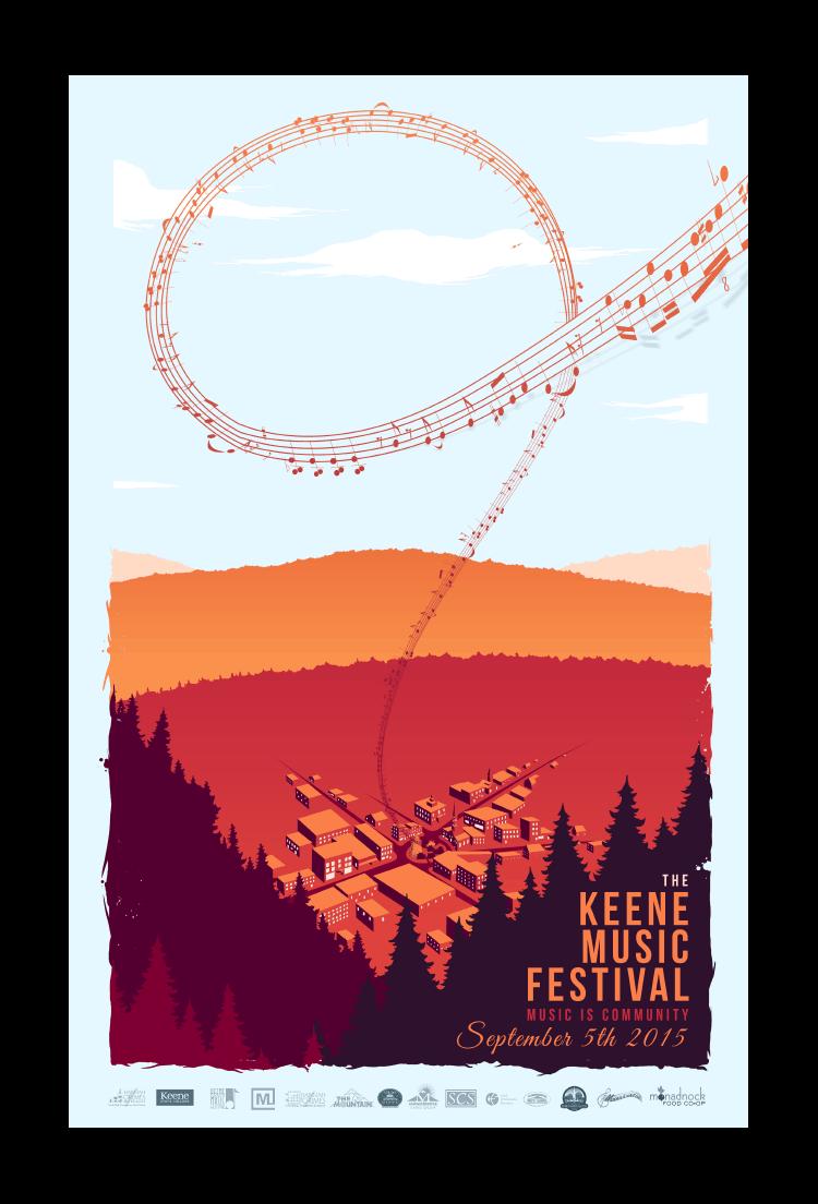 2015 KMF Poster