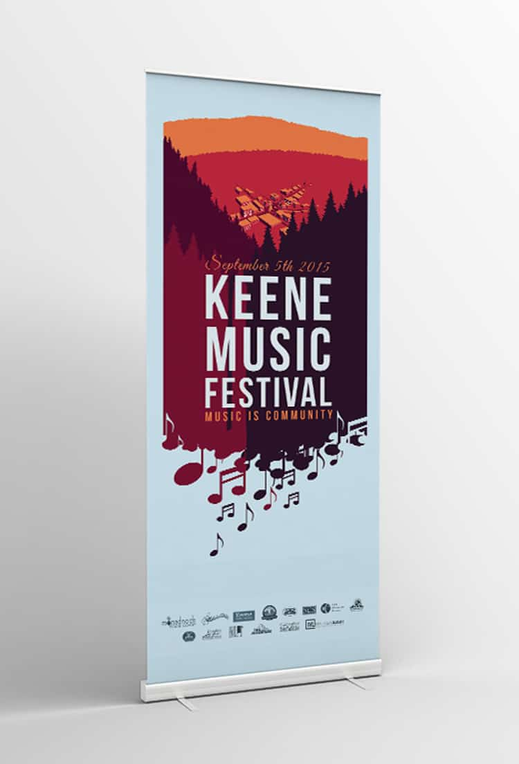 2015 KMF Rollup Banner