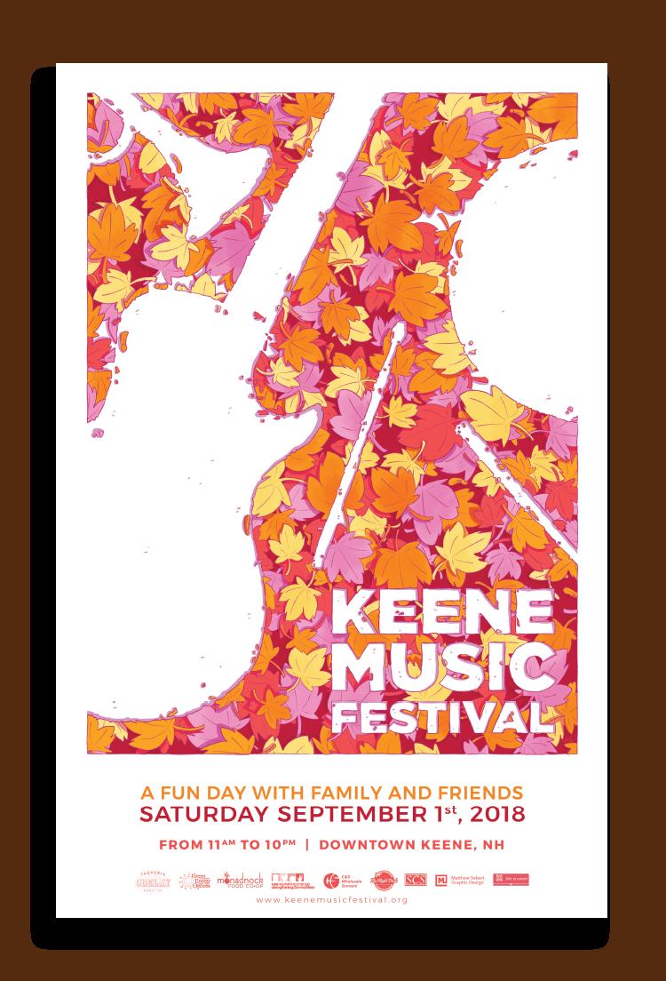2018 Keene Music Festival