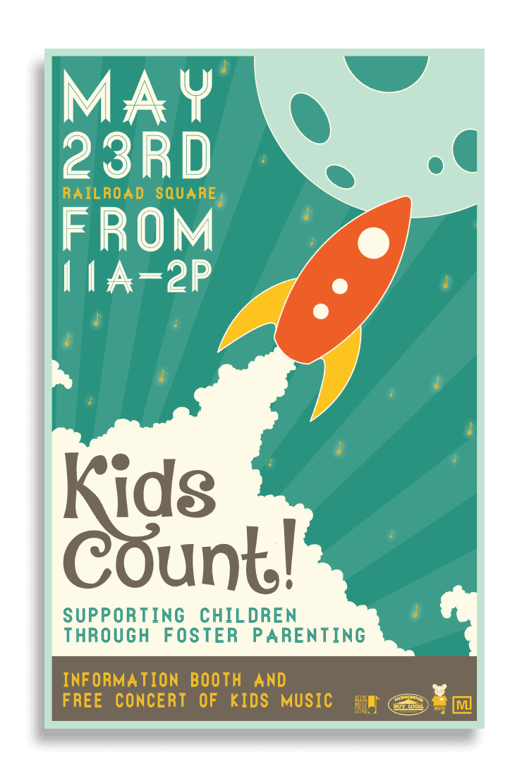 Kids Count Poster