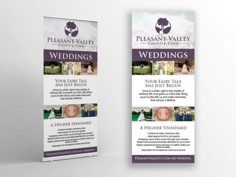 PV Weddings Banner