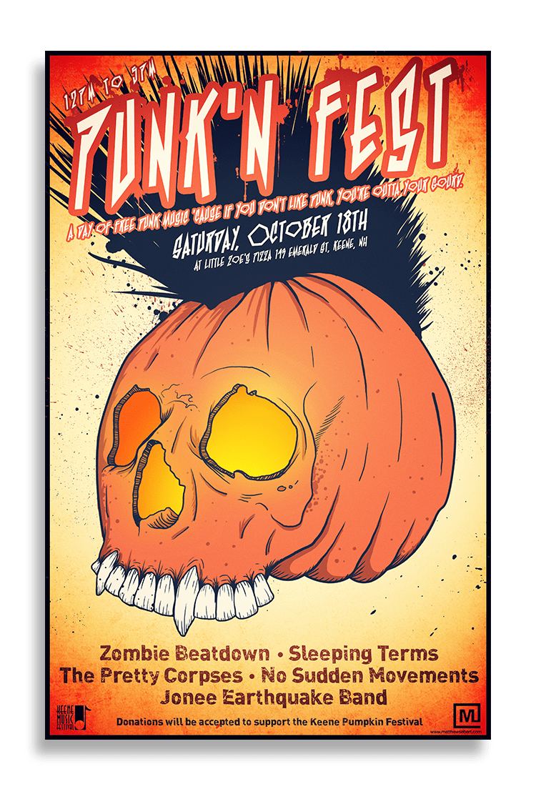 Punk'n Fest Poster