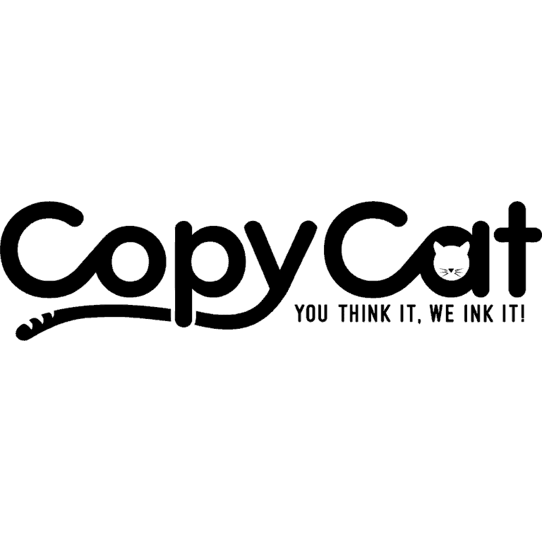 copycat print shop logo