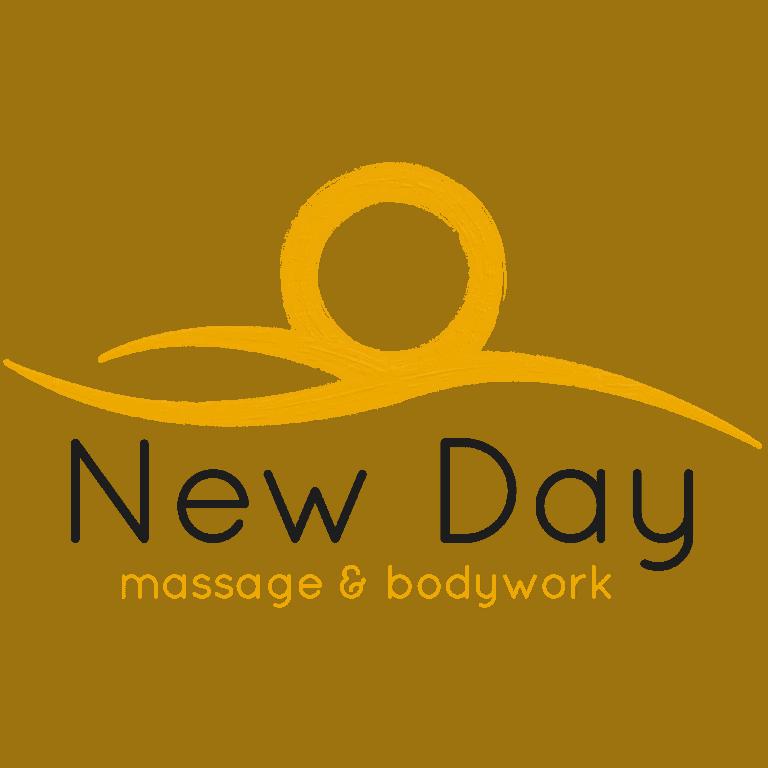 new day massage and bodywork logo